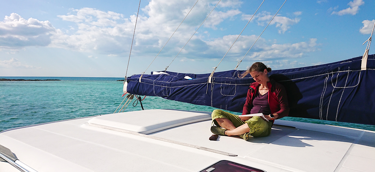 mnutz Reiseskizzen Bahamas
