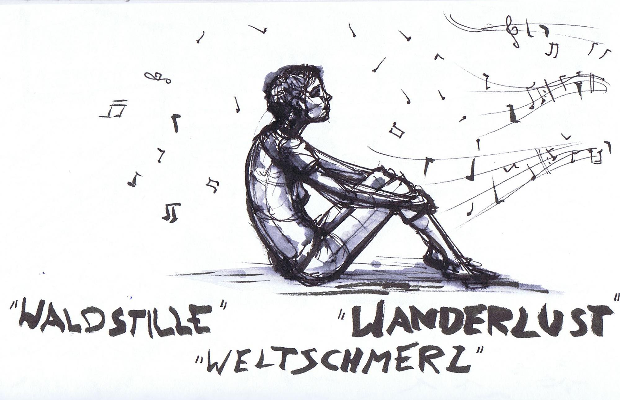 Zeichnung zu Tanka mnutzDesign