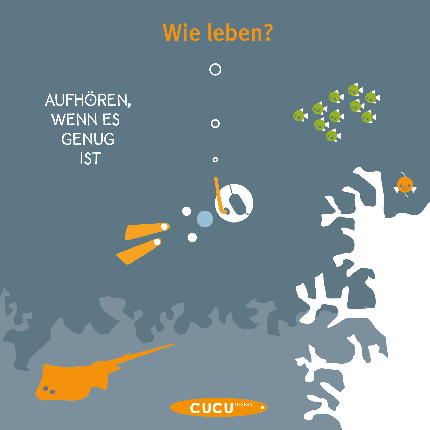 cucuDesign Blog Coral Bleaching