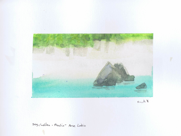 Reiseskizzen Seychellen mnutzDesign