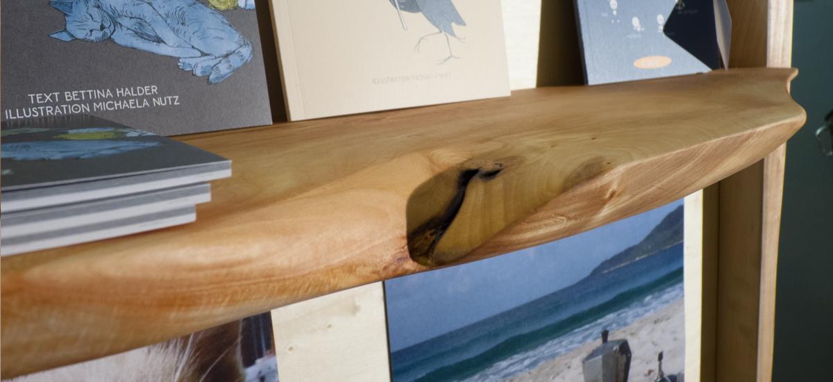 cucuDesign Holz-Aufsteller