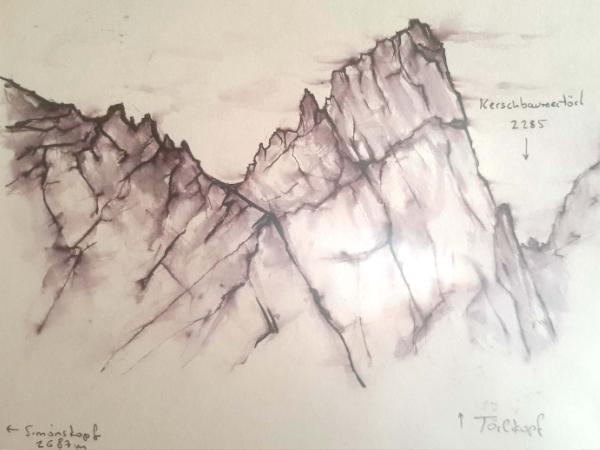 Osttirol - mnutzDesign - Illustration
